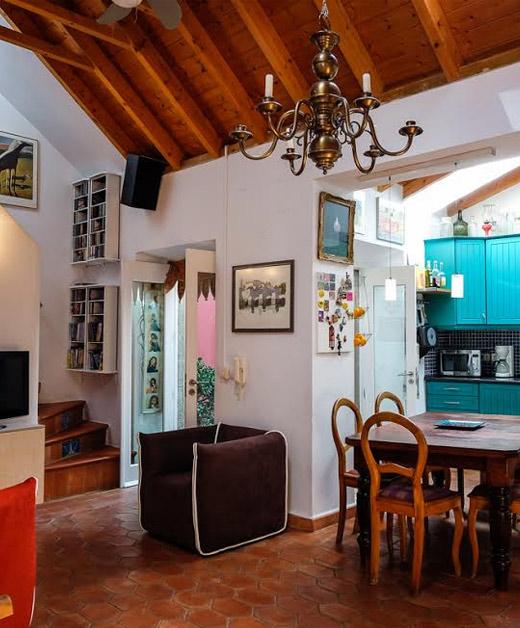 Casa Poeta, Centro de Tavira